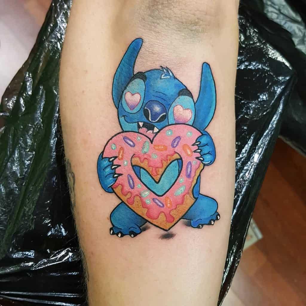 Small Cute Disney Tattoos danyadamtattoo