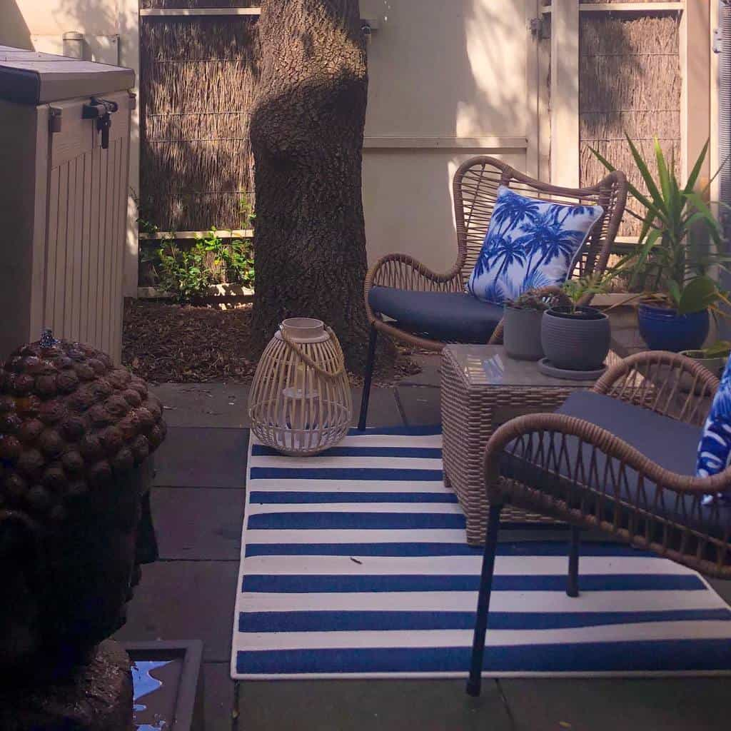 Small DIY Backyard Ideas -geraldine.grace_