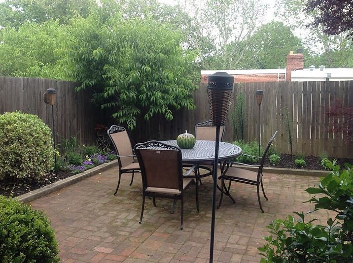 Small DIY Backyard Ideas -phillygarden