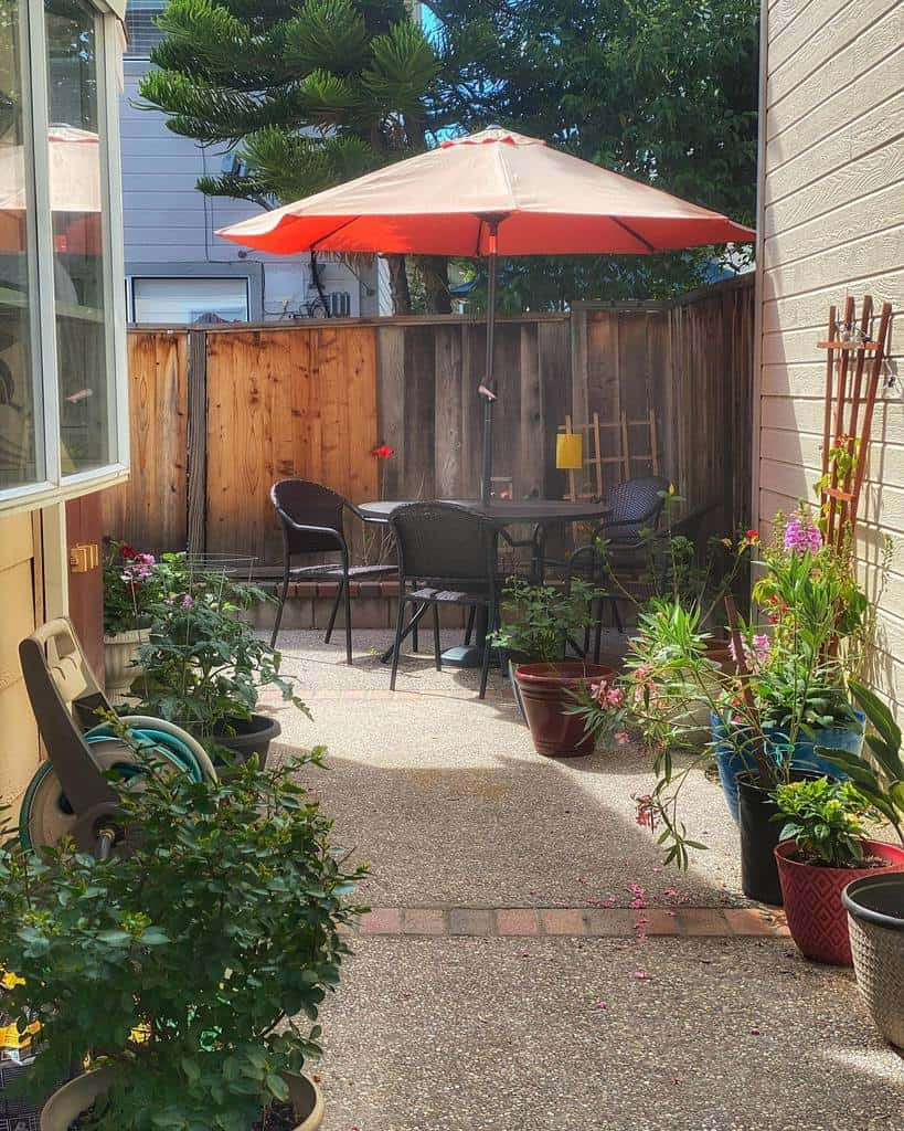 Small DIY Backyard Ideas -urban.maali