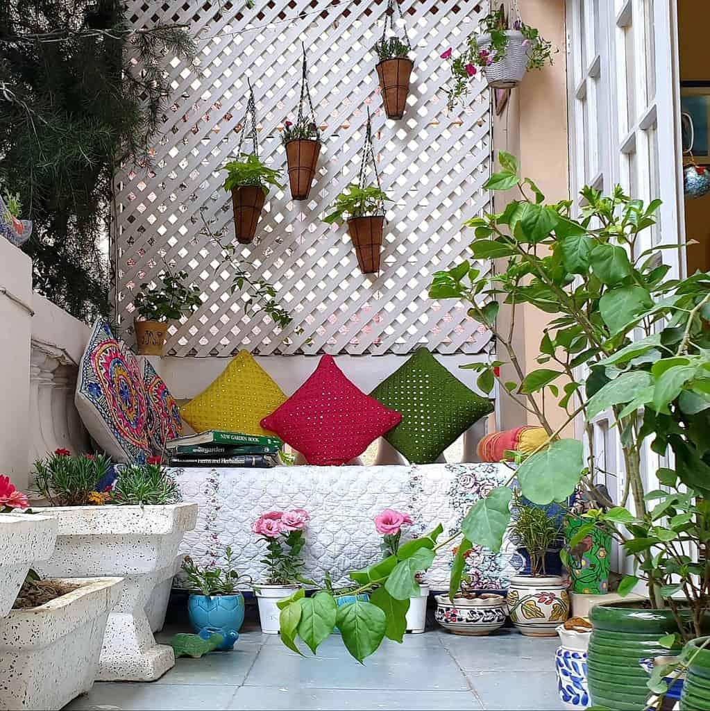 Small Deck Decorating Ideas -chinaaro
