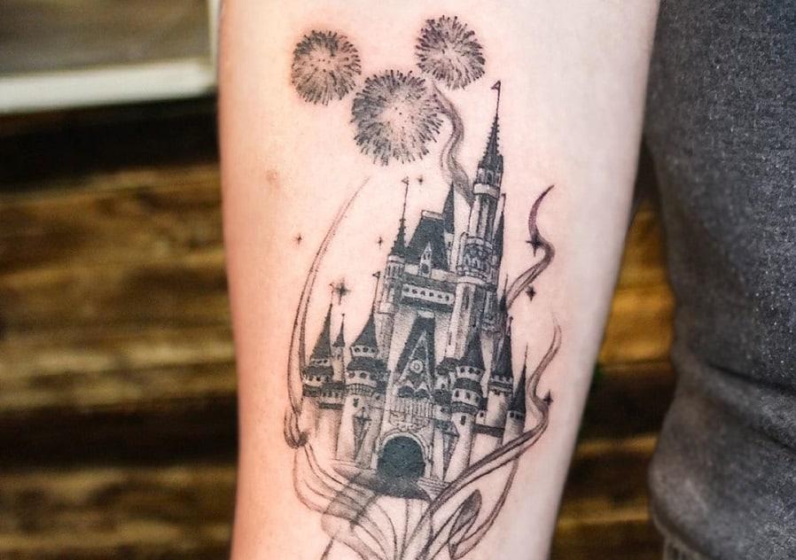 Top 70+ Best Small Disney Tattoo Ideas – [2021 Inspiration Guide]