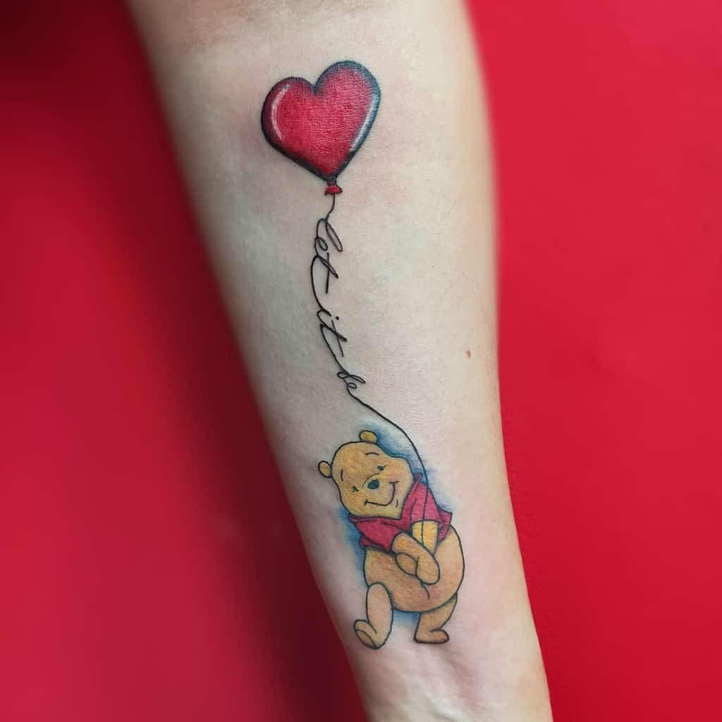Small Disney Forearm Tattoos fatamorganaarttattoo