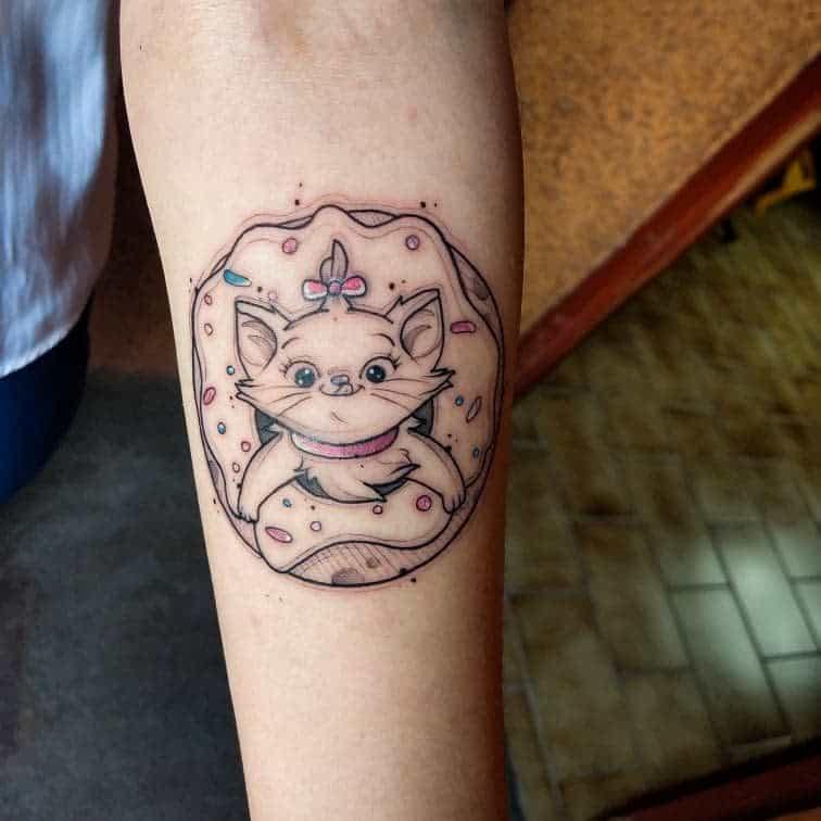 Small Disney Forearm Tattoos thisismetz