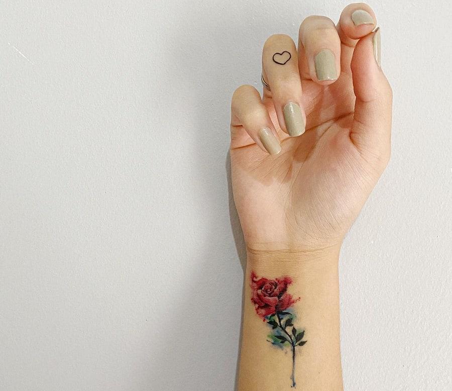 Top 79 Best Small Wrist Tattoo Ideas 2020 Inspiration Guide