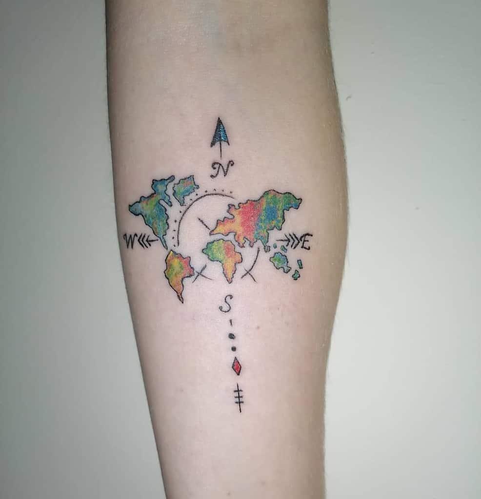 Small Forearm Tattoo For Women 2 Prisoninksam