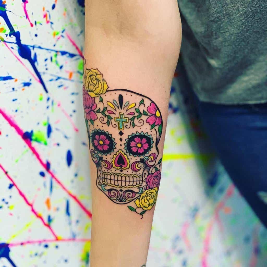 Small Forearm Tattoo For Women Estebitan Zc