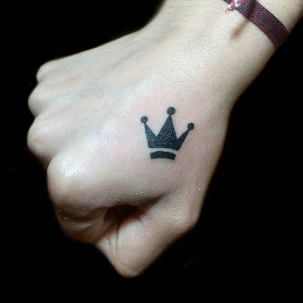 Small Hand Finger Tattoo For Women Raymunx