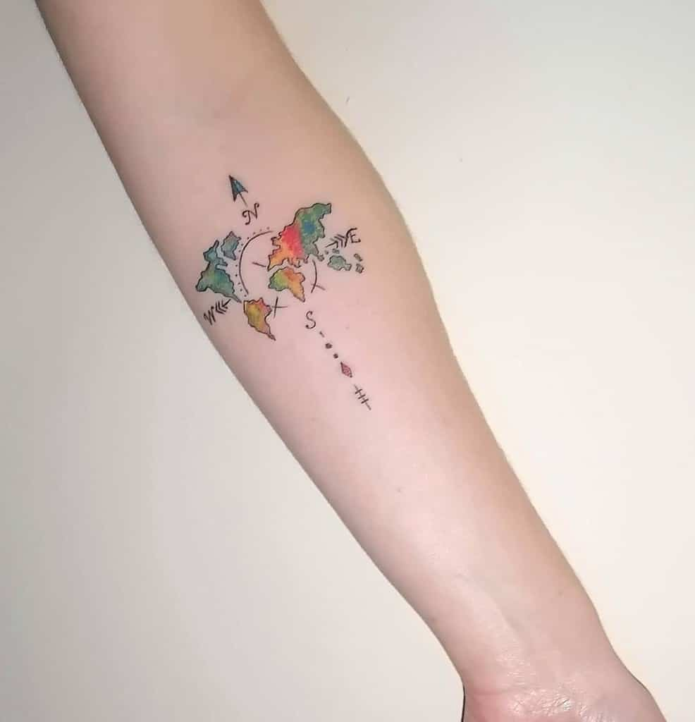 Small Meaningful Forearm Tattoos Prisoninksam
