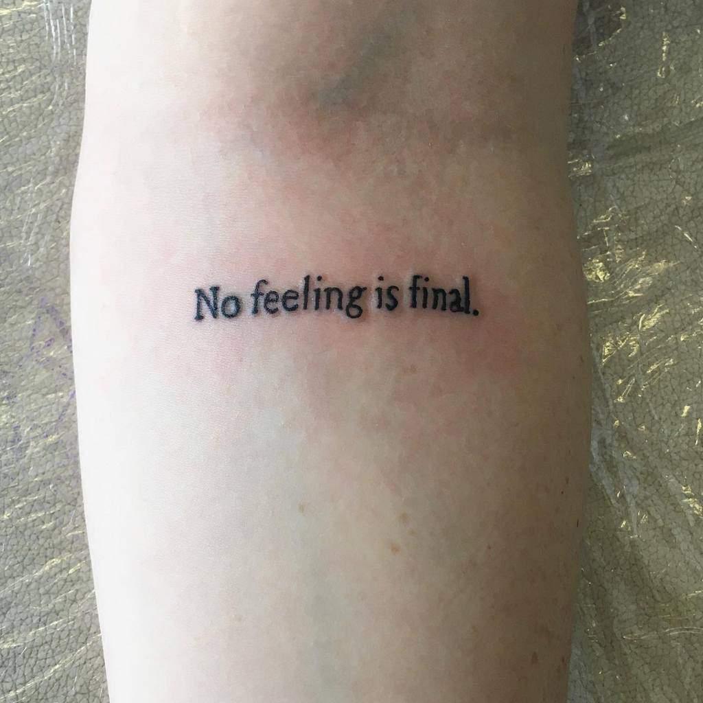 Small Meaningful Forearm Tattoos Scarlettdarbytattoo