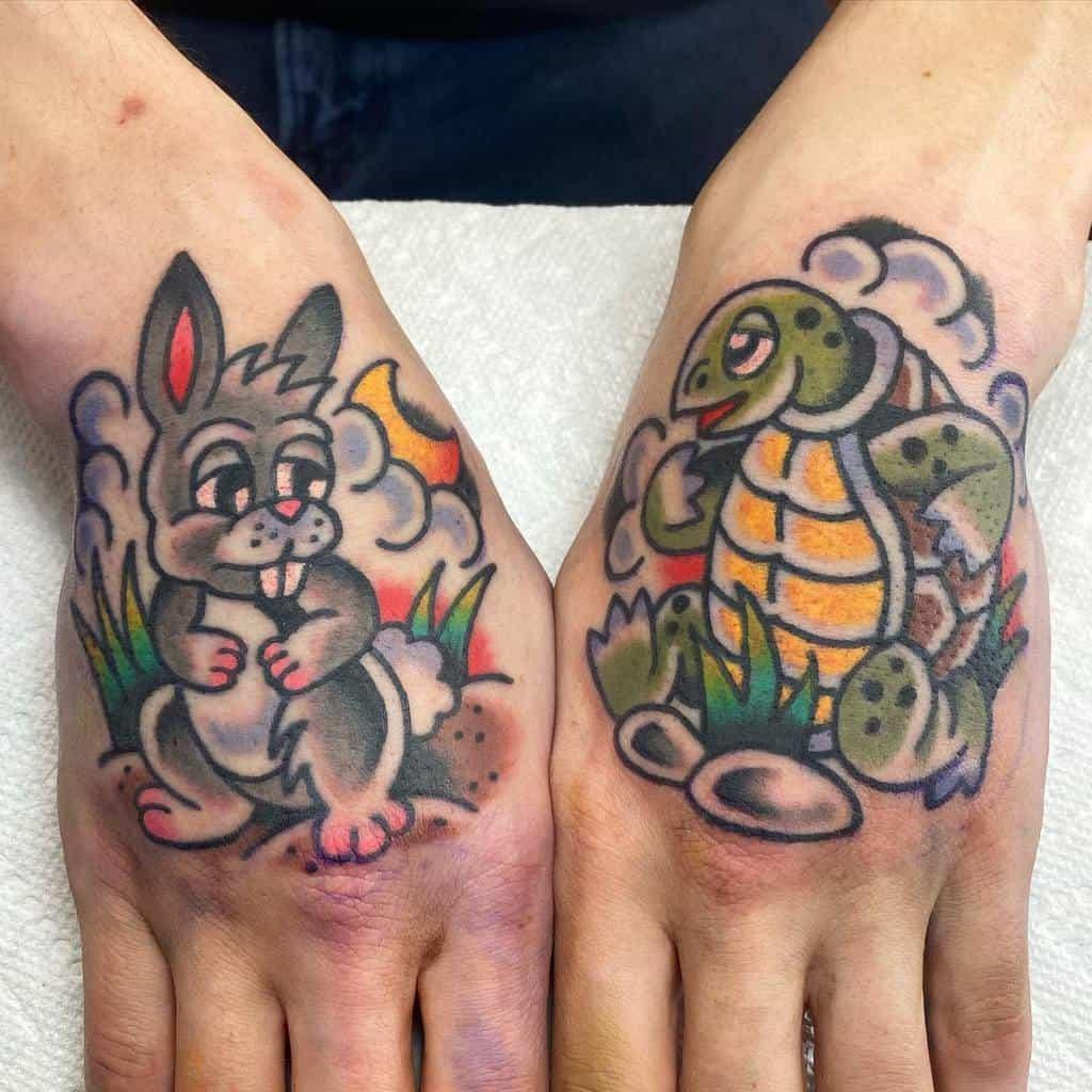 Small Meaningful Hand Finger Tattoos Julianeelyislame