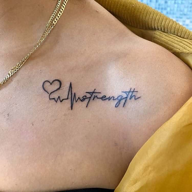 Small Meaningful Qoute Tattoos Conejomaloink