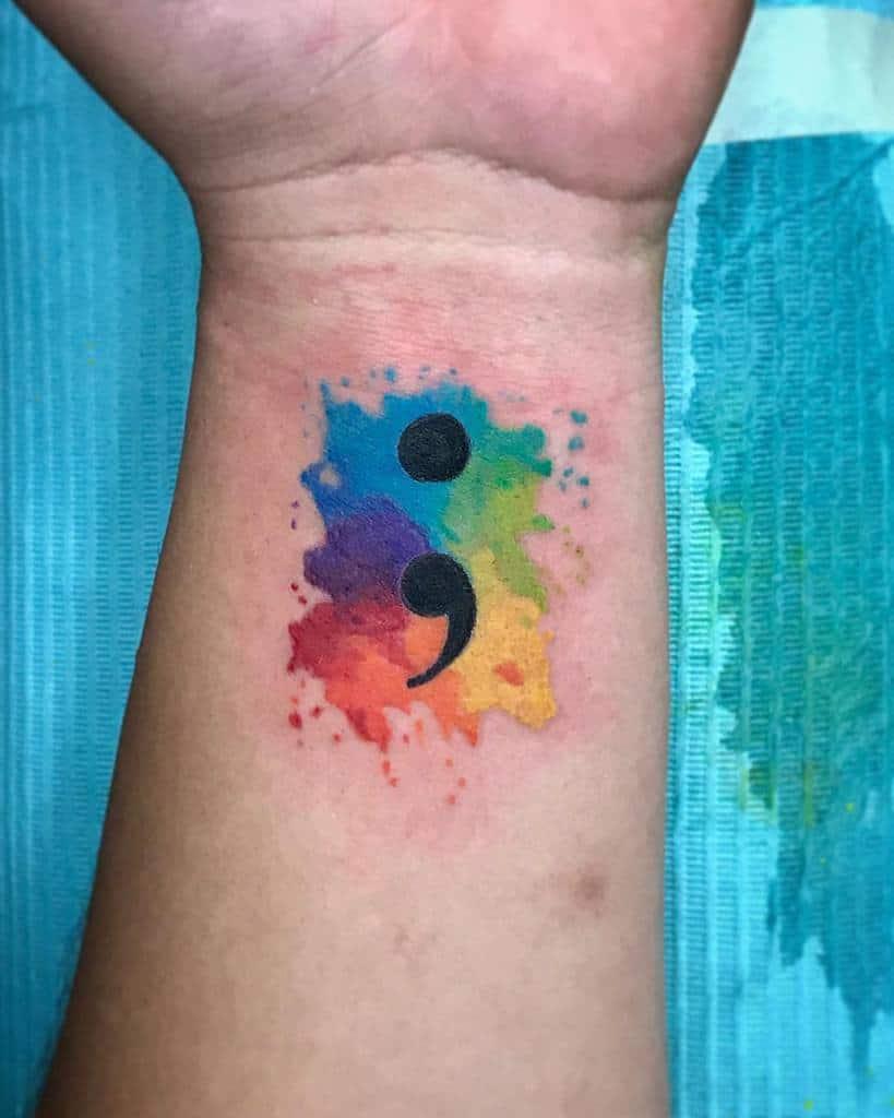 Small Meaningful Wrist Tattoos Noluckjedi