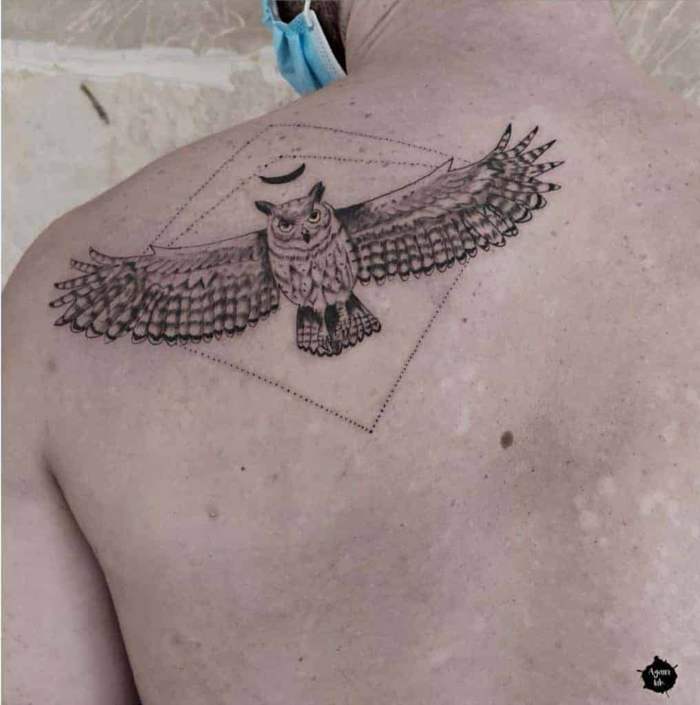 Small-Owl-Shoulder-Tattoos-agami_ink