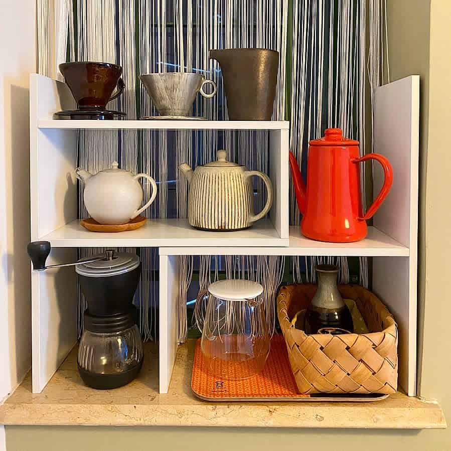 Small Shelving Ideas kennis_homelife