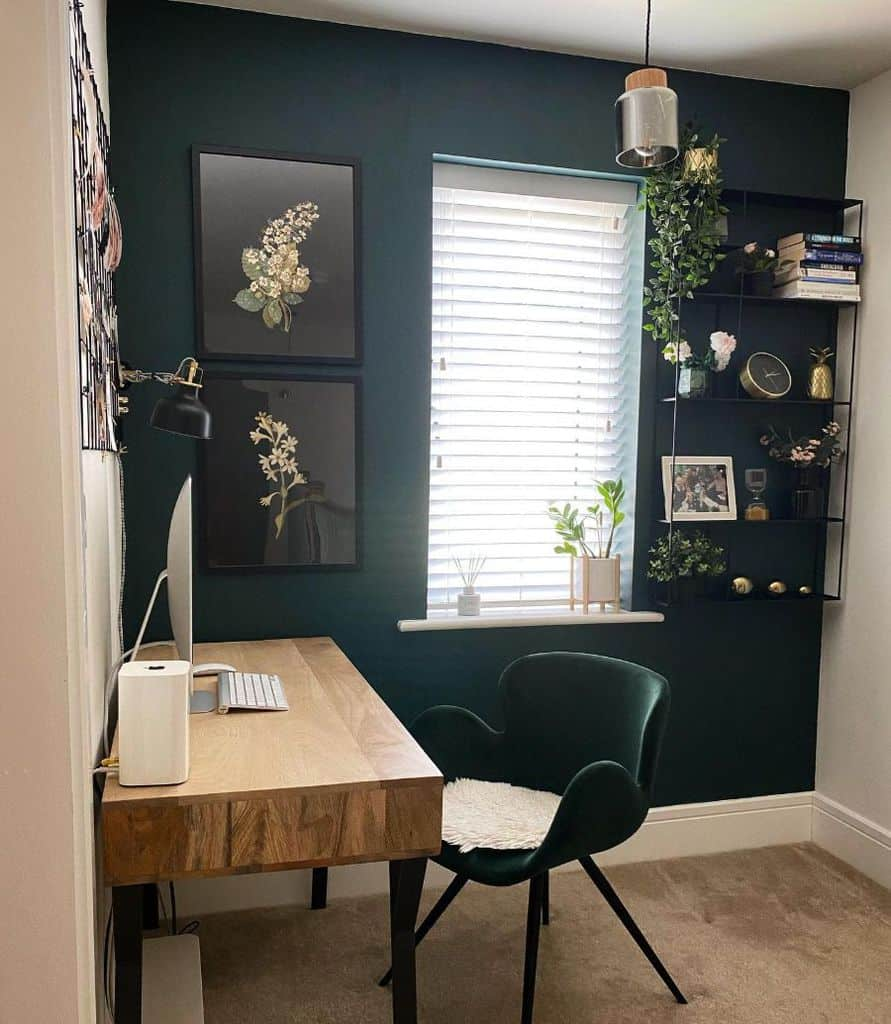 Small Study Room Ideas homesweethome_bybabsy