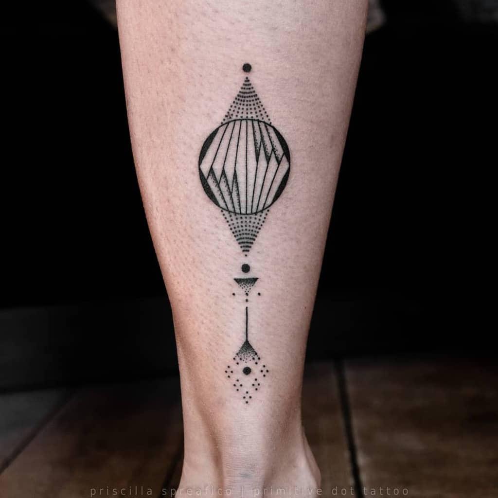Small Tribal Ankle Tattoos priscillaspreafico