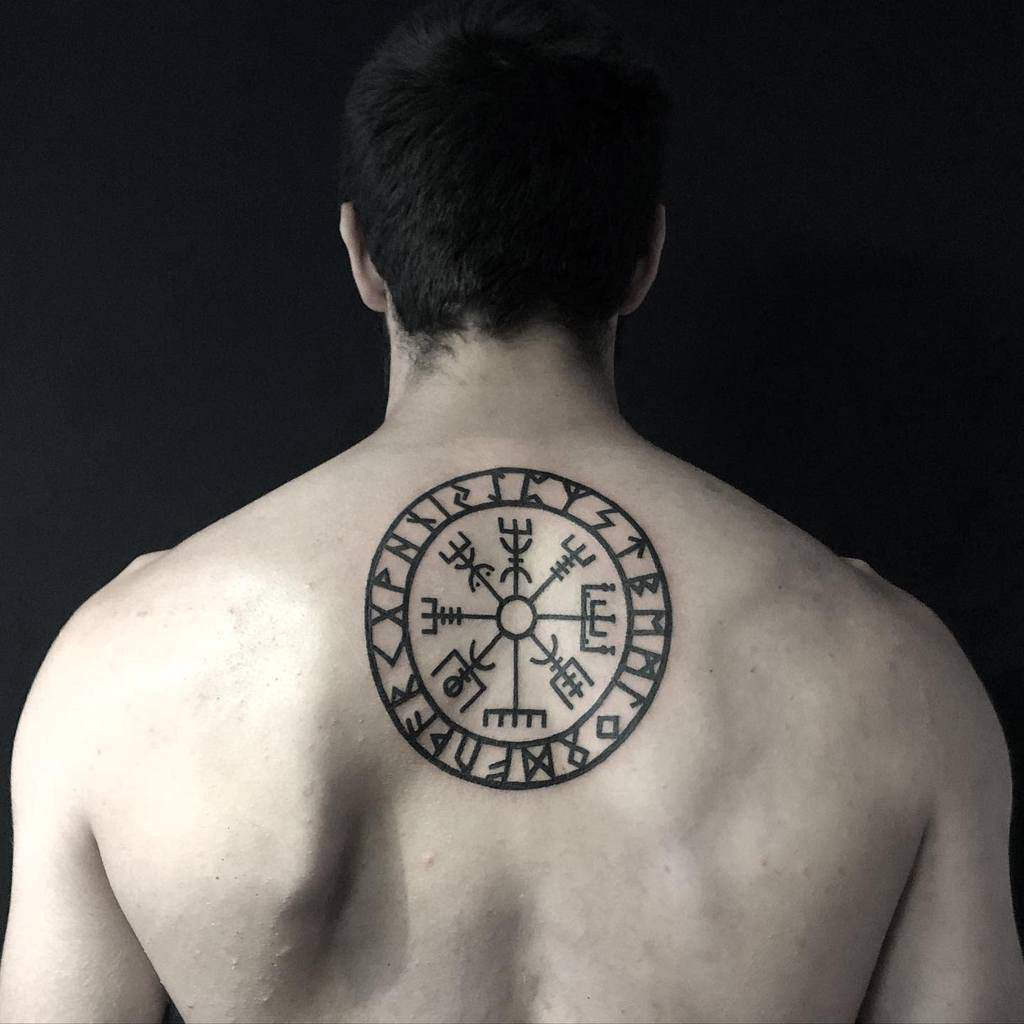 Small Tribal Back Tattoos xochipilitattoo