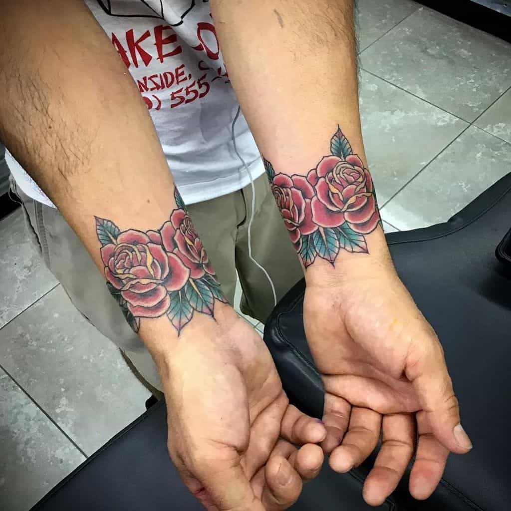 Small Wrist Tattoos For Men Jjhayden17