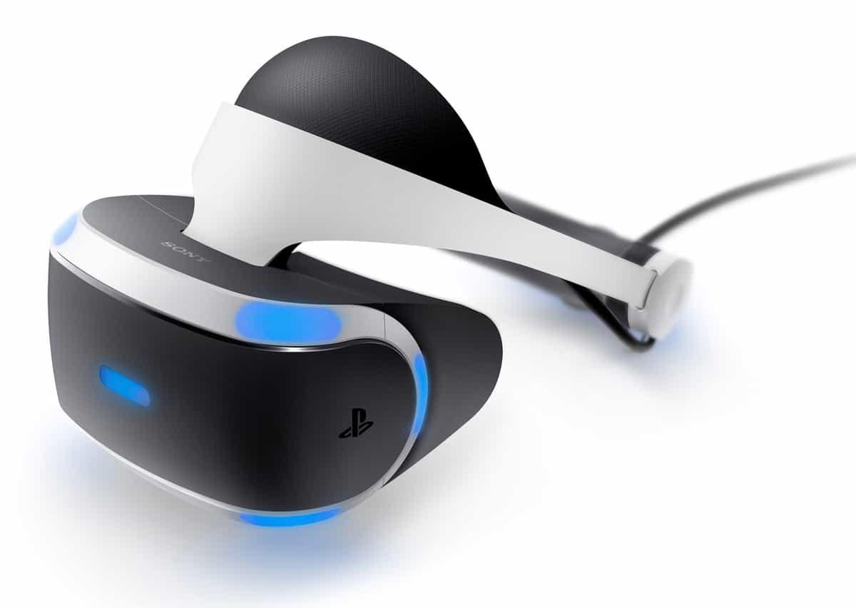 Sony PlayStation VR Headset