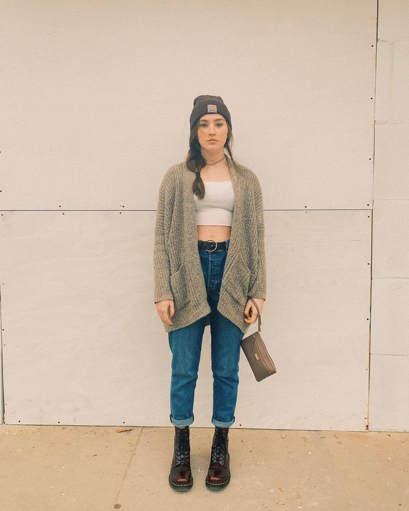 Spring Hipster Outfit S.priite