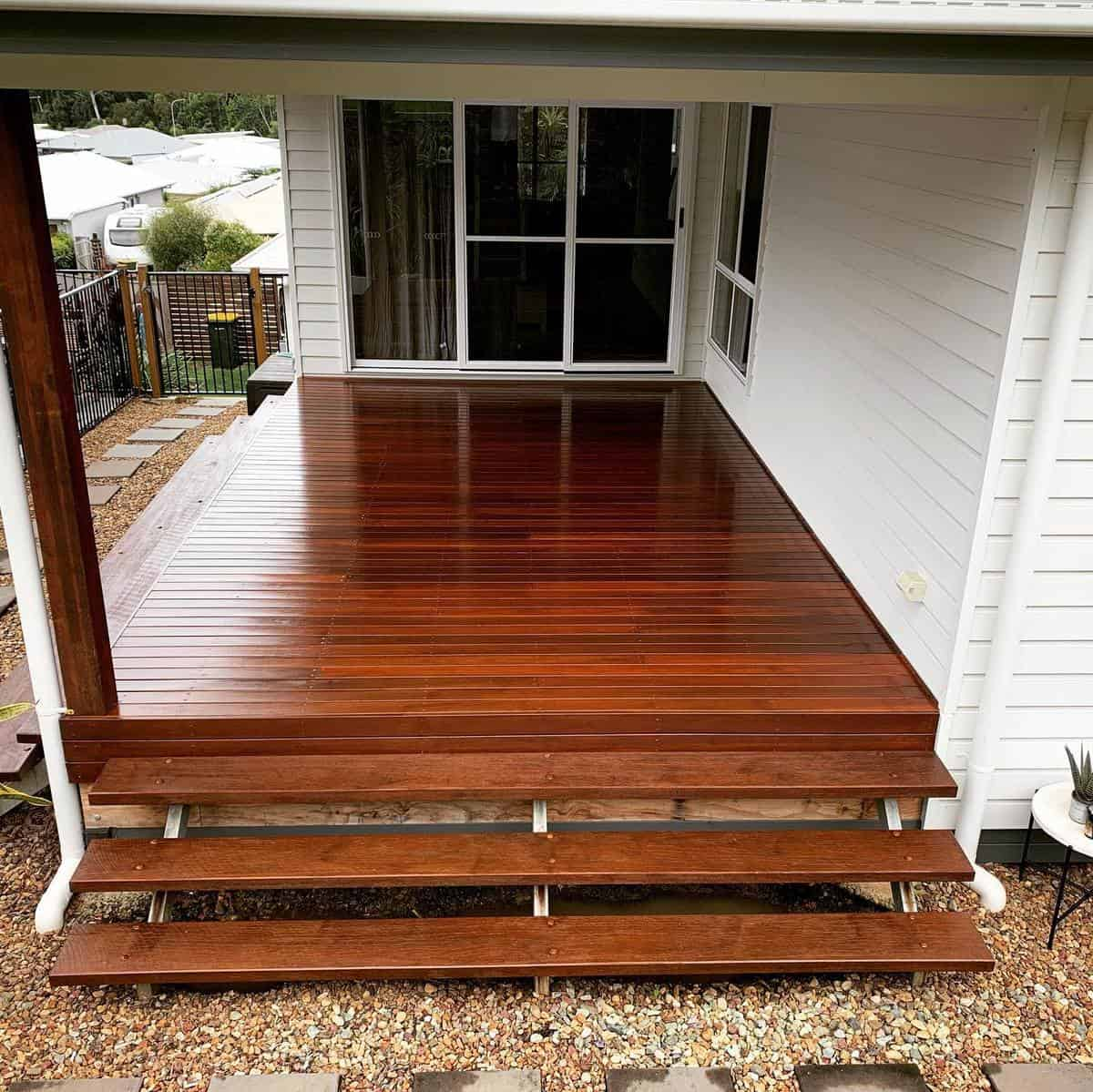 Stain Deck Color Ideas -greenpaintingservices