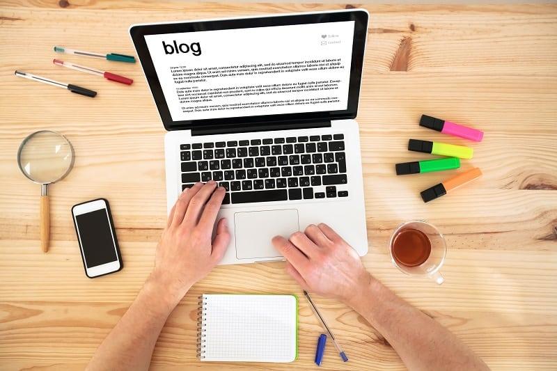 Start a blog.