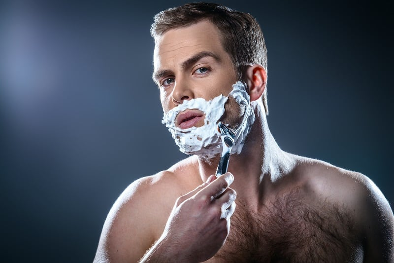Start wet shaving - 100+ Plus Ways To Be A Better Man