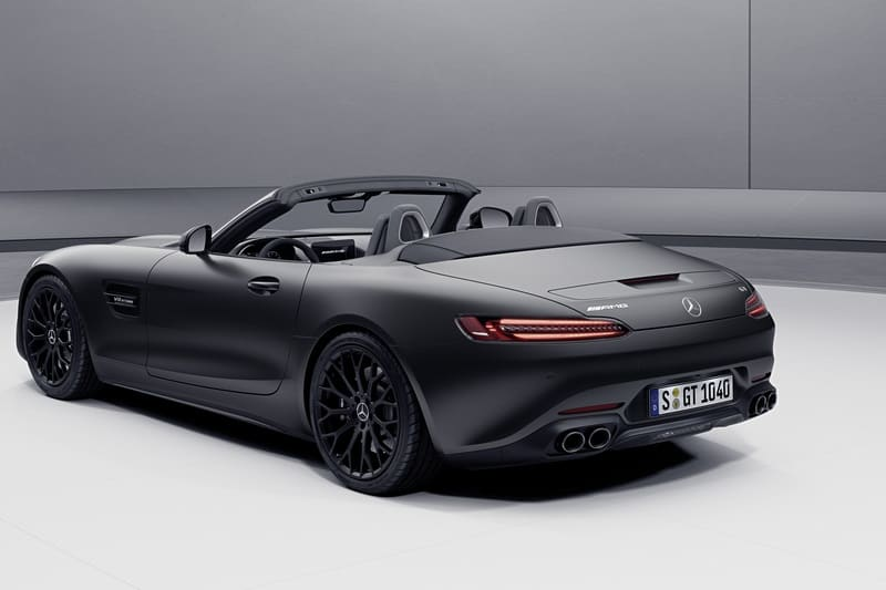 Stealth Edition Driving From Mercedes-AMG GT 1