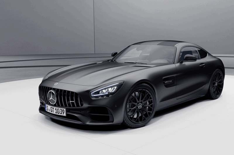 Stealth Edition Driving From Mercedes-AMG GT 4
