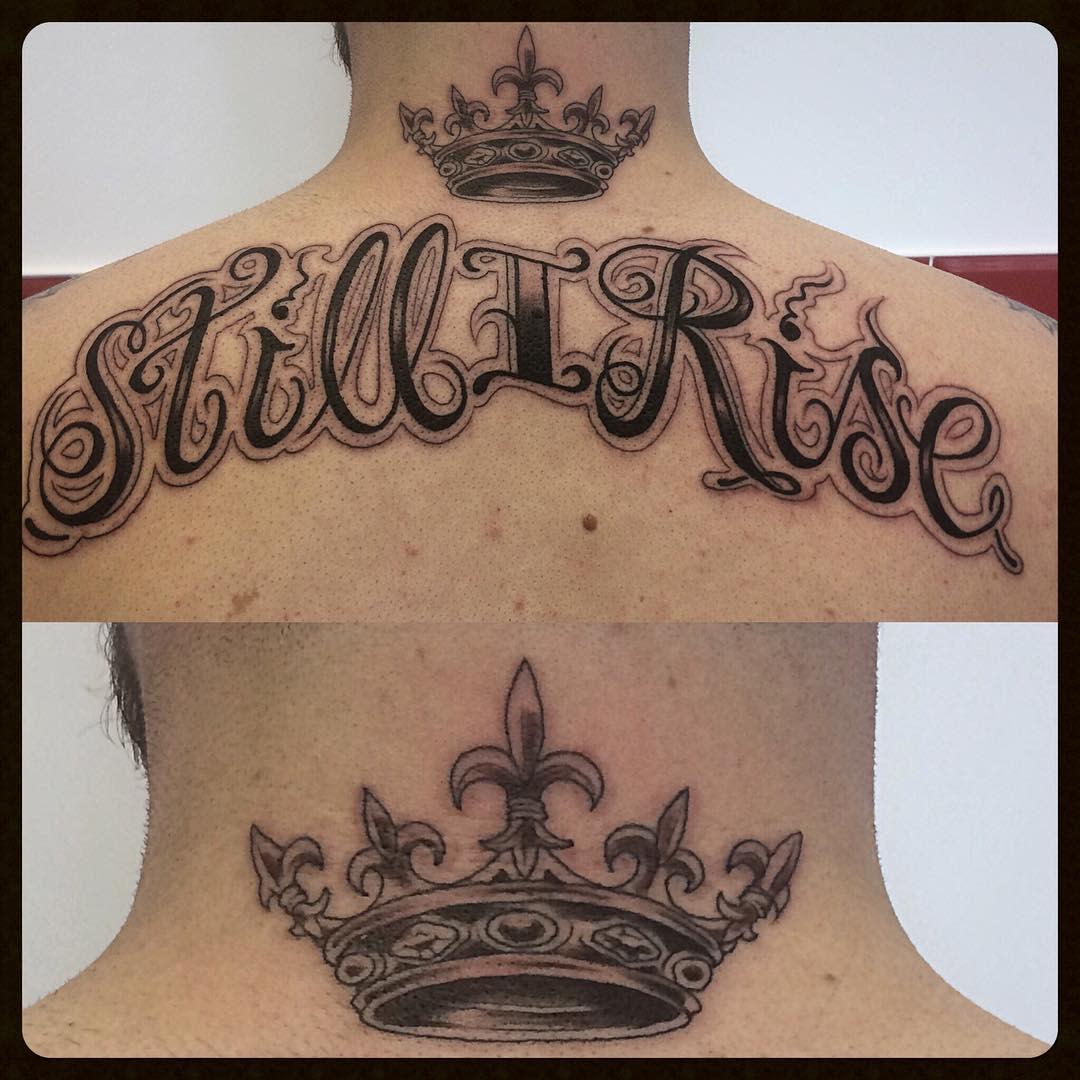 Back Still I Rise Tattoo -craigmaclaren