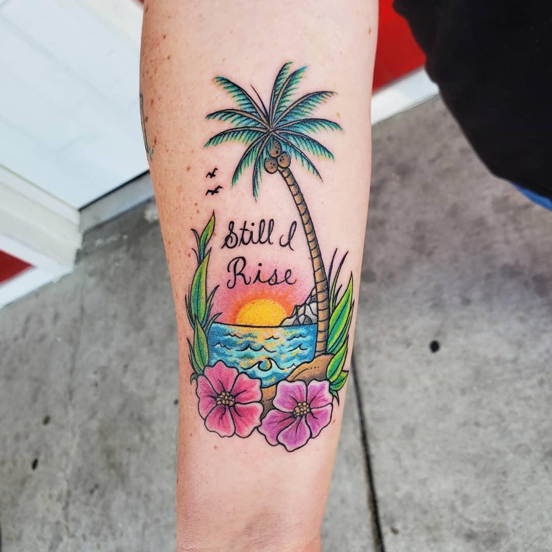 Forearm Still I Rise Tattoo -kzy247365