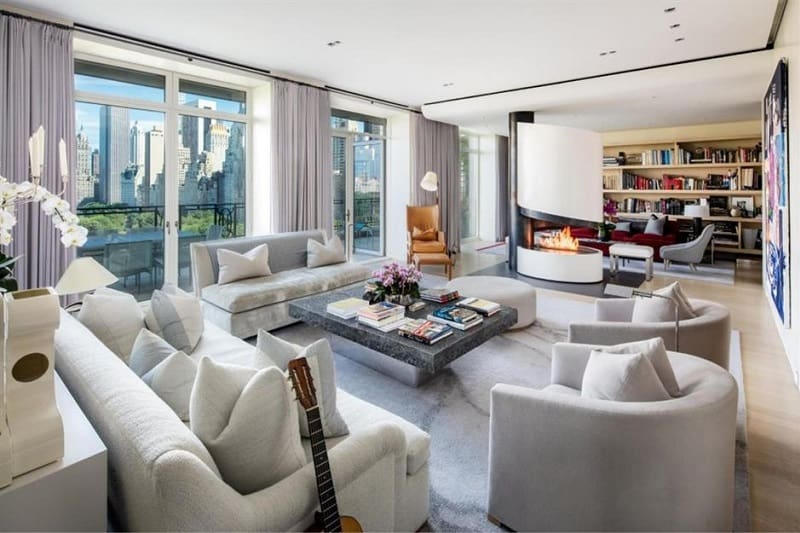Sting Expensive Home