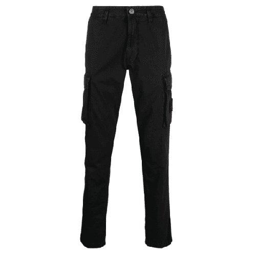 Stone-Island-Stright-Leg-Cargo-Trousers