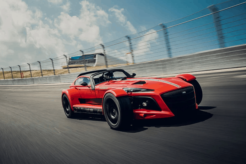 Stronger, Faster and Safer: Donkervoort Hypercar Performance