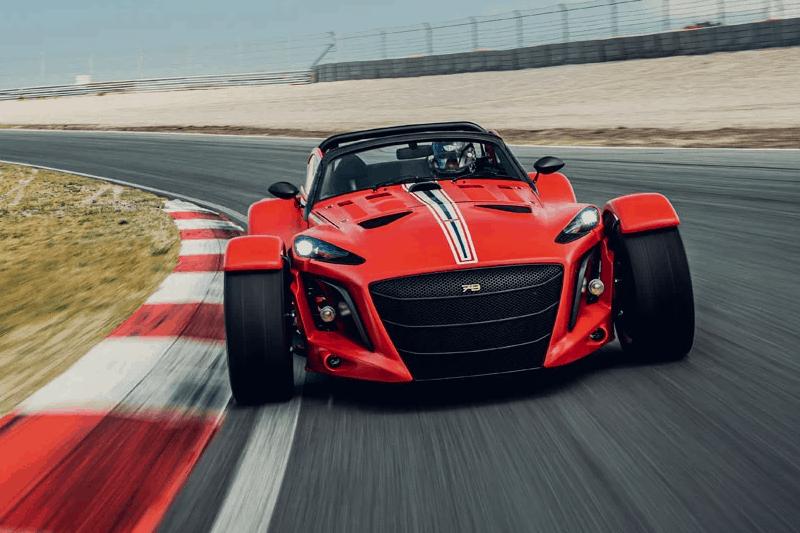 Stronger, Faster and Safer Donkervoort Hypercar Performance