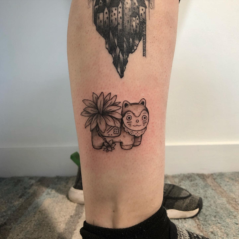 Small Succulent Tattoo -jonmap