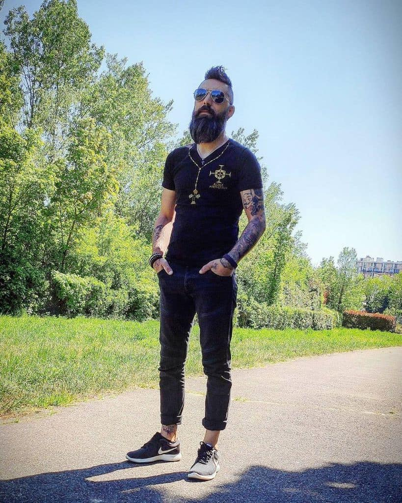 Summer Hipster Outfit Lebarbudo