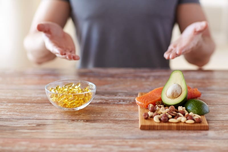 Supplements-Arent-Substitutes-To-A-Healthy-Diet