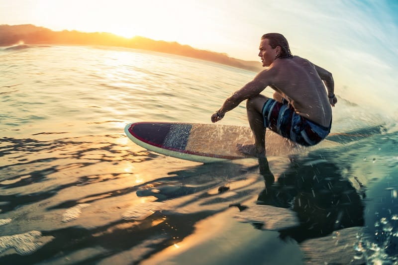 The Top 10 Surf Brands for Water-Loving Men