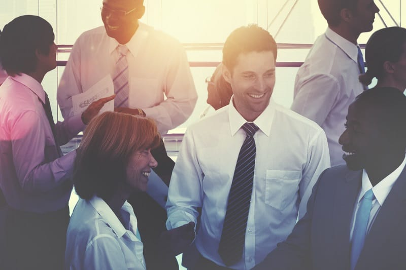 Surround yourself with positive people - 100+ Plus Ways To Be A Better Man