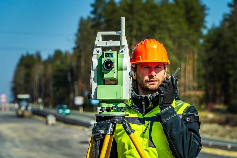 Surveyor - Outdoor Jobs For Outdoorsmen