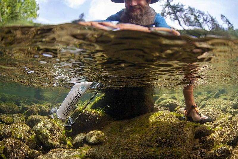 Survival Water Filter