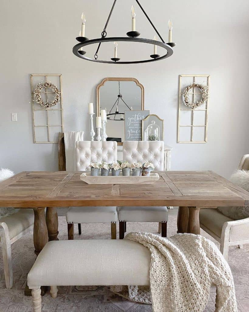 Table Centerpiece dining room lighting ideas my.blessed.home