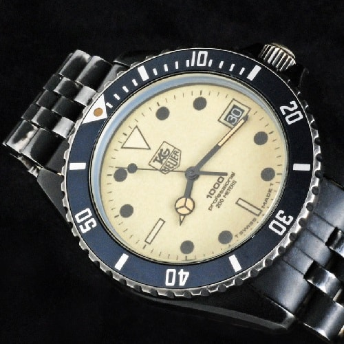 Tag Heuer Professional Night Dive ref. 980.031