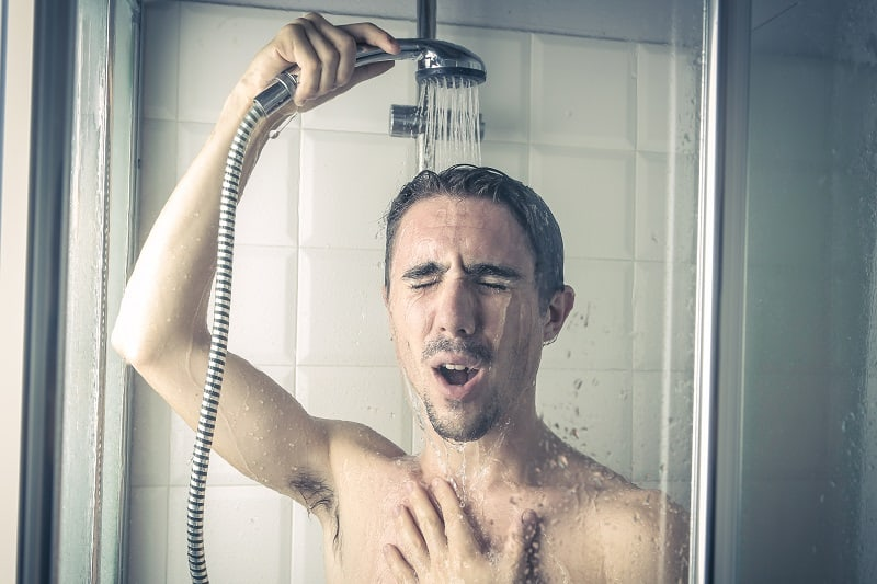 Take-a-Cold-Shower-Best-Hangover-Cures