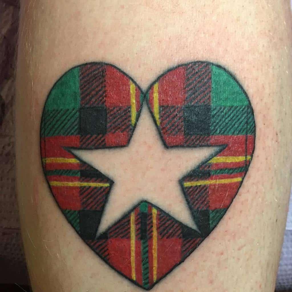 Tartan Scottish Tattoo Xx Mr.matt Xx