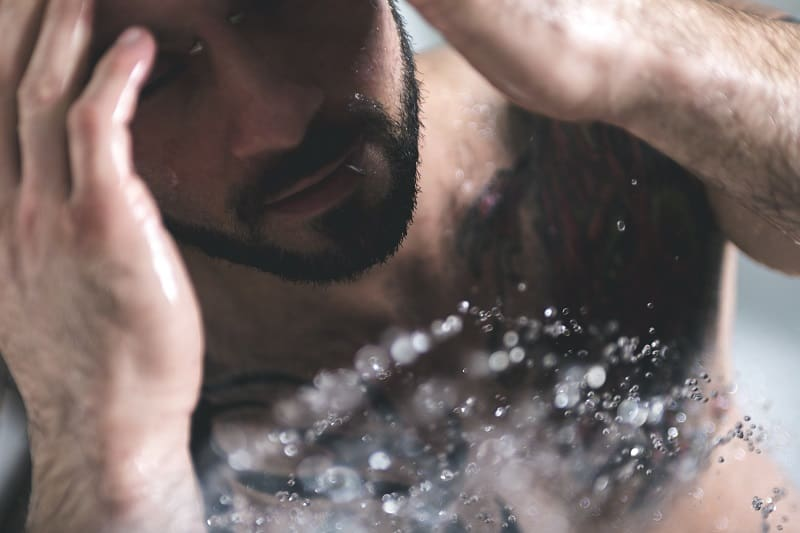 Tattoo Bathing