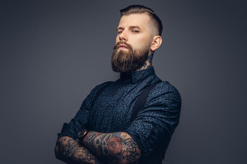 9 Best Ducktail Beard Styles in 2020