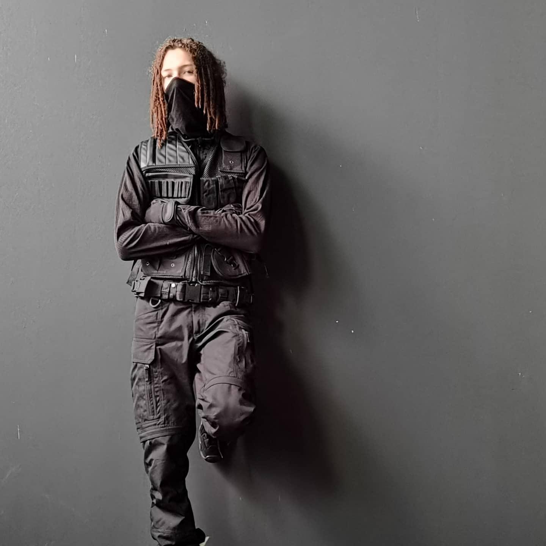 Military Techwear -1000tsujigiri